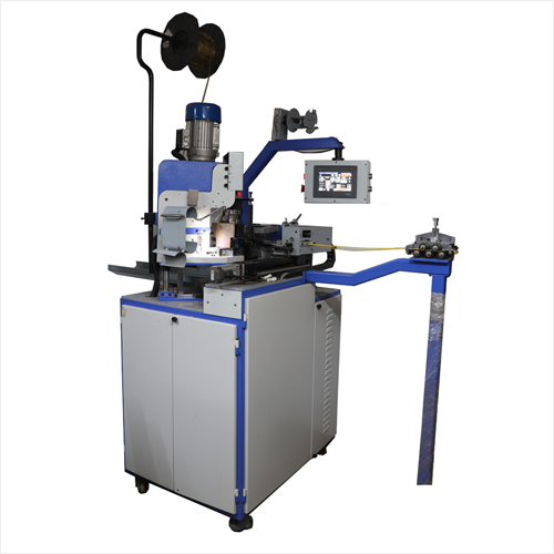 Wire Cutting Machine Stripping Machines Crimping Press Automatic Dereeler Mumbai India